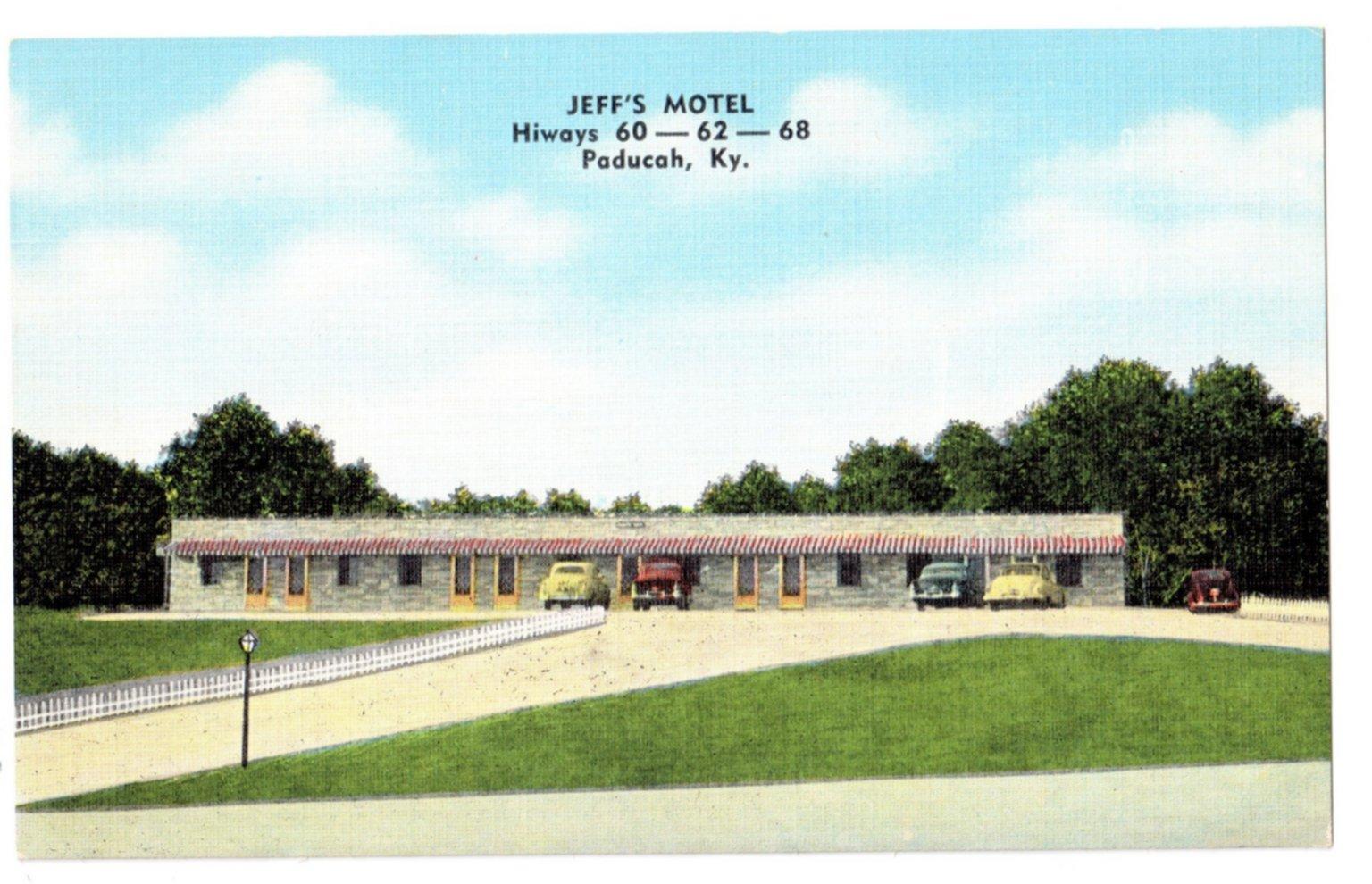 Jeff's Motel