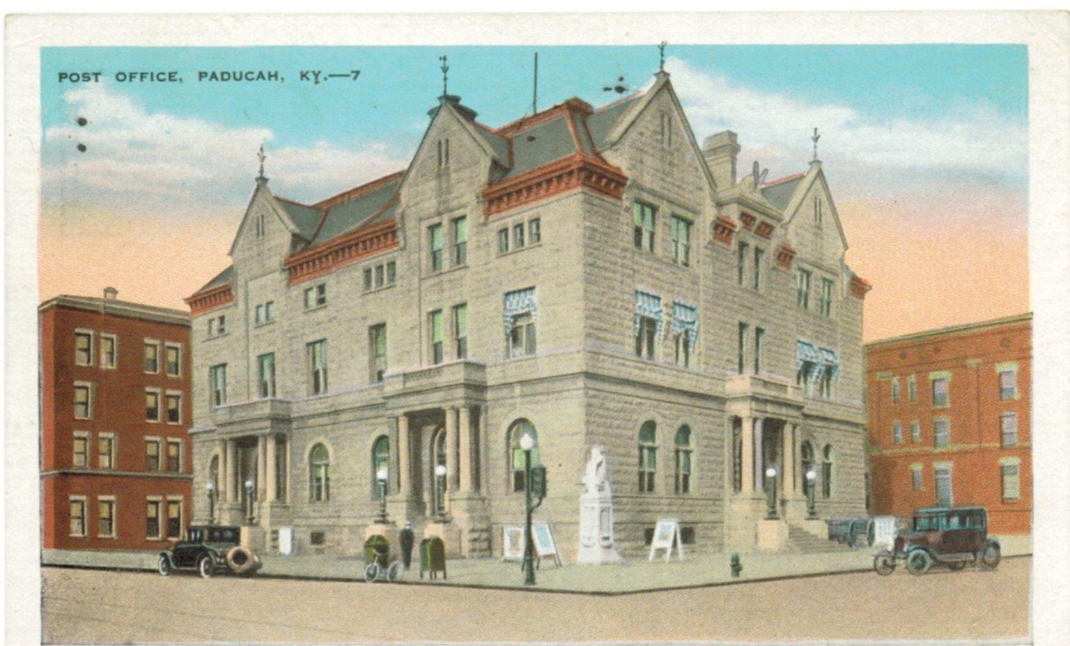 Post Office, Paducah, Ky.