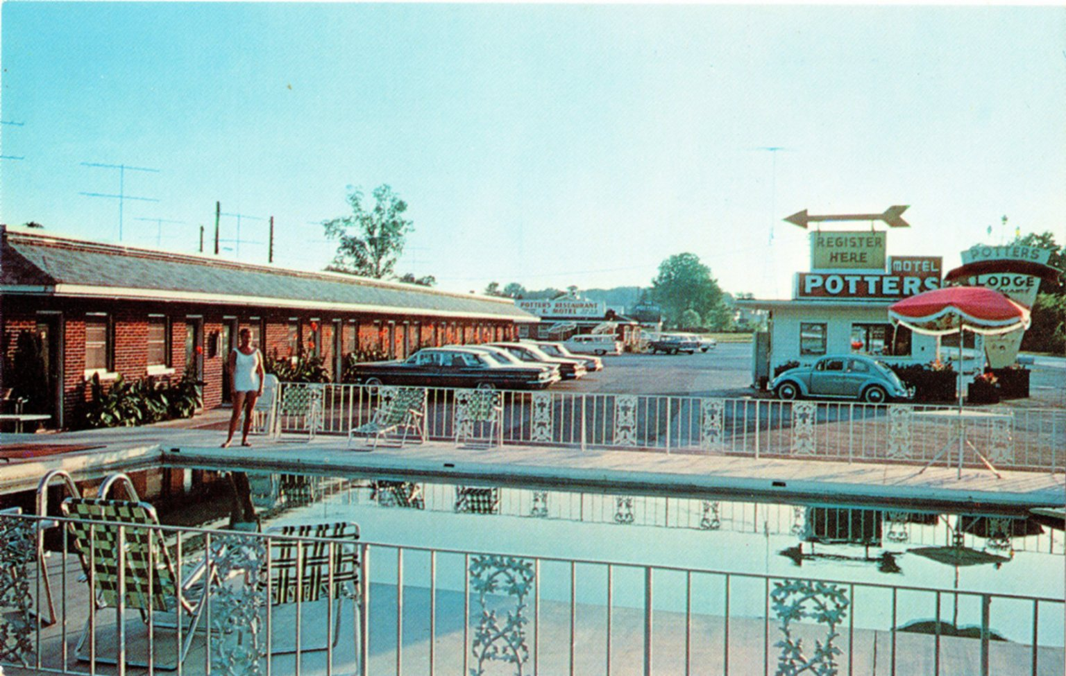 Potter's Motel and Restaurant