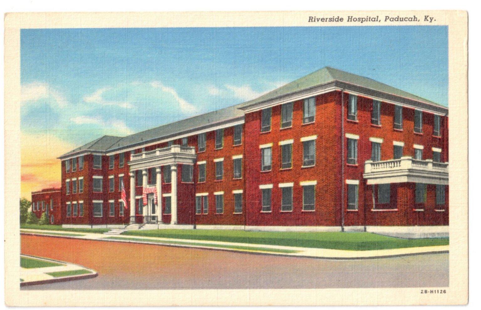 Riverside Hospital, Paducah, KY