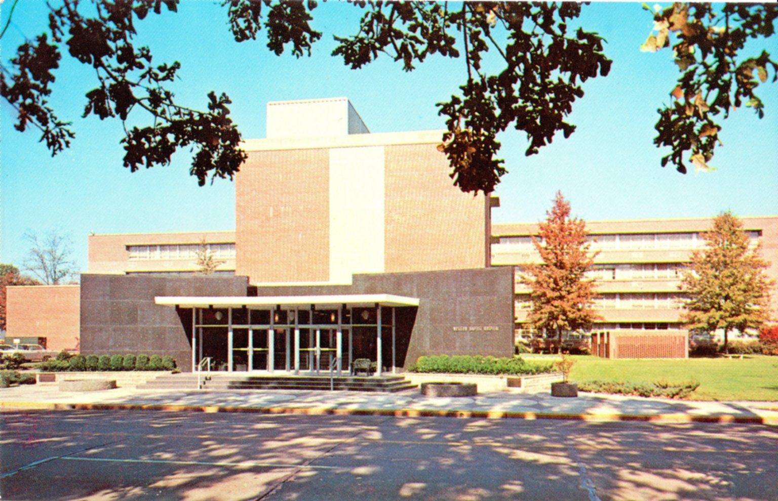 Western Baptist Hospital, Paducah, Kentucky