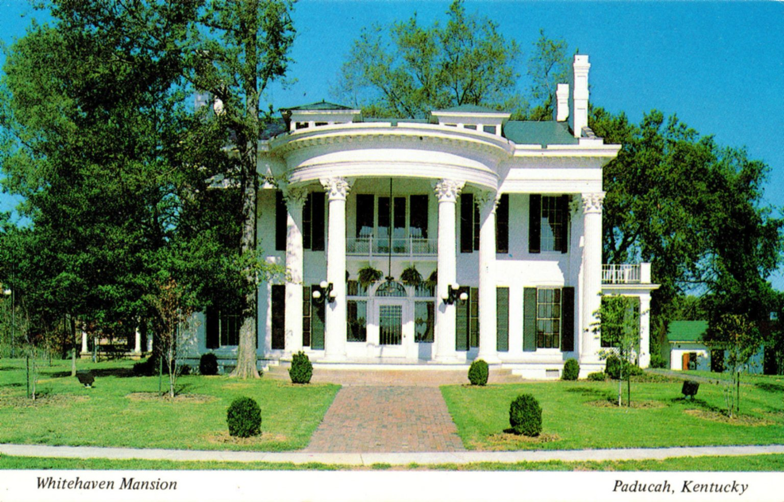 Whitehaven Mansion, Paducah, Kentucky