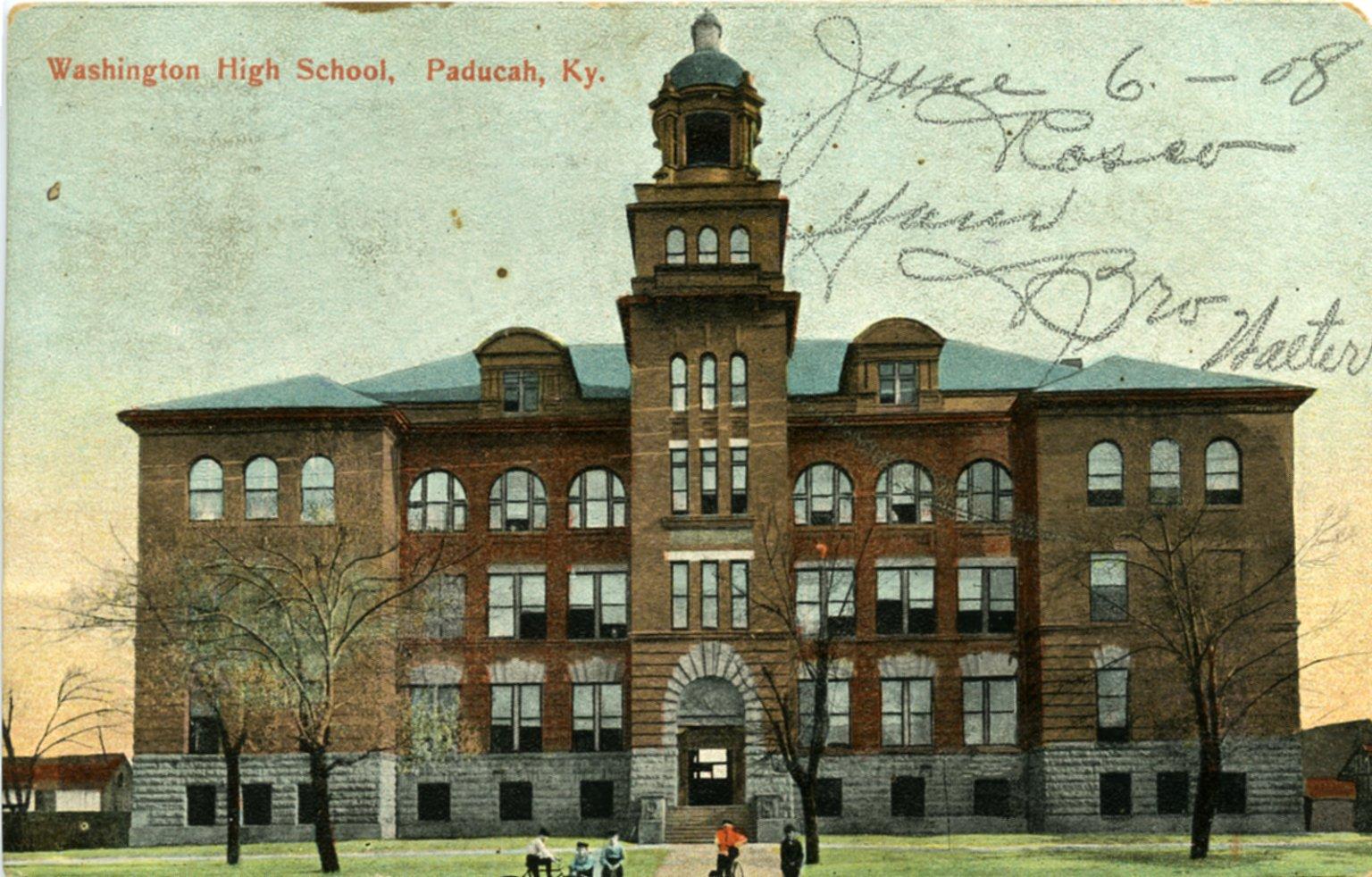 Washington High School, Paducah, Ky.