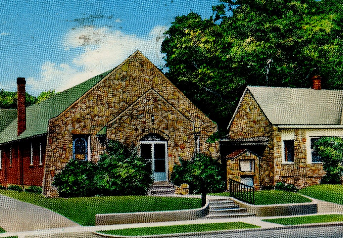 Mizpah Presbyerian Church, Paducah, KY.