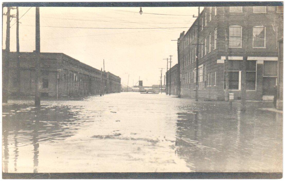 1913 Flood, 2nd & Jefferson