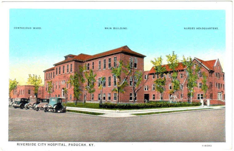 Riverside City Hospital, Paducah, KY