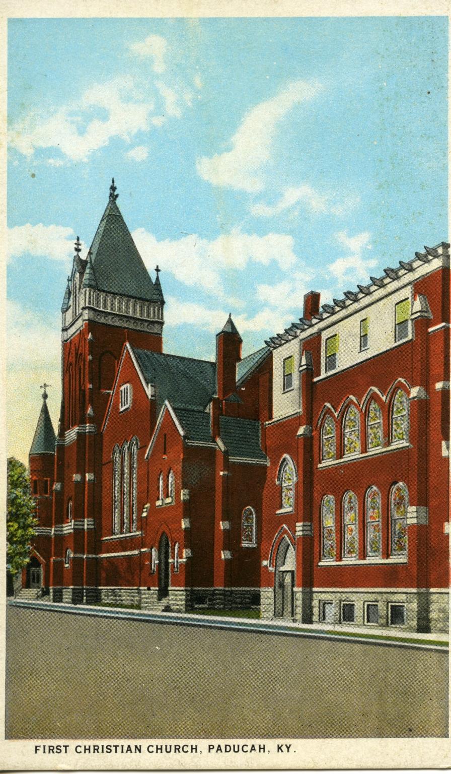 First Christian Church -- Paducah (KY)