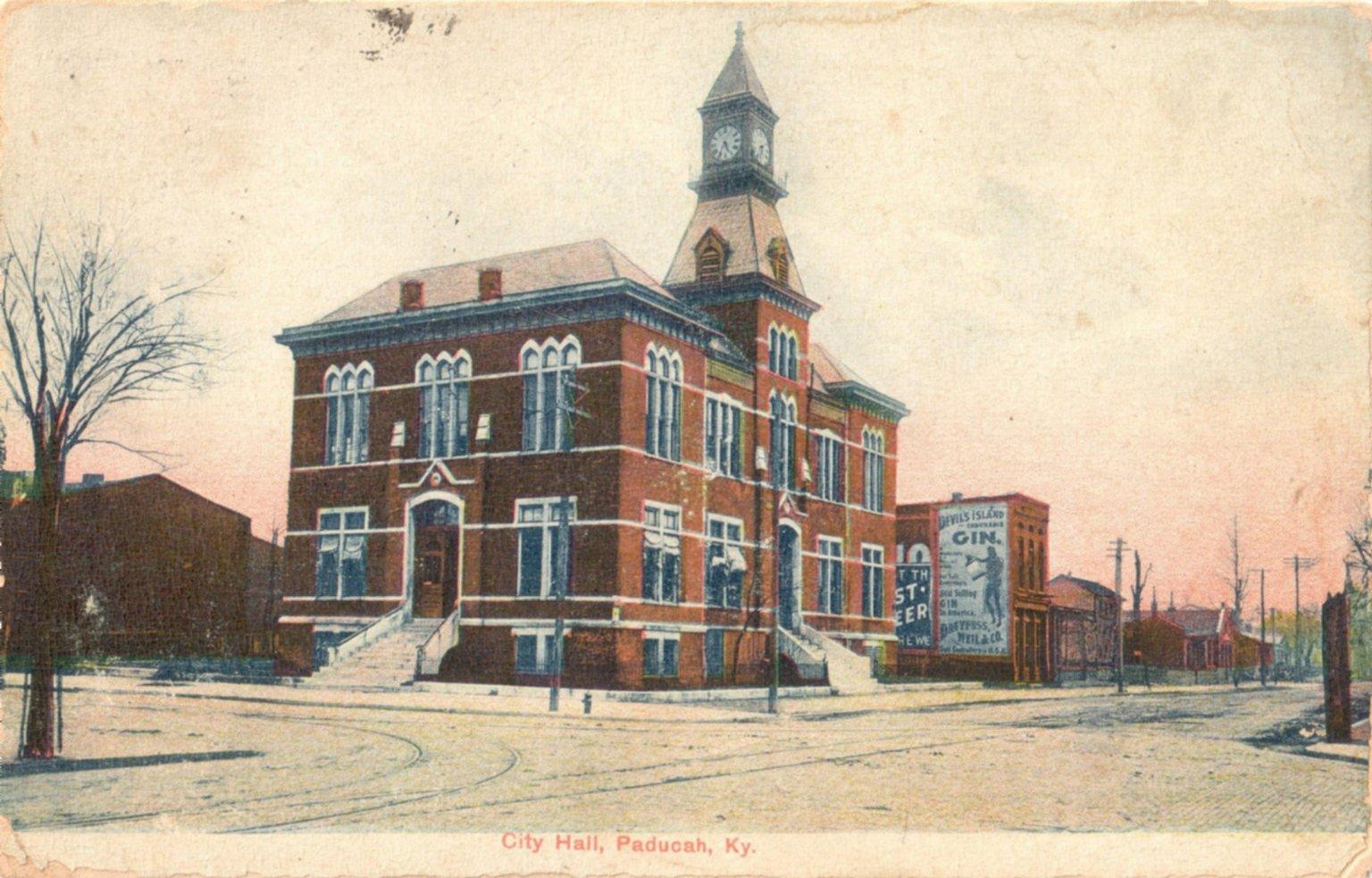 City Hall, Paducah, KY