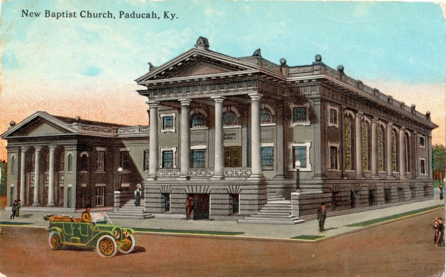 New Baptist Church, Paducah, KY