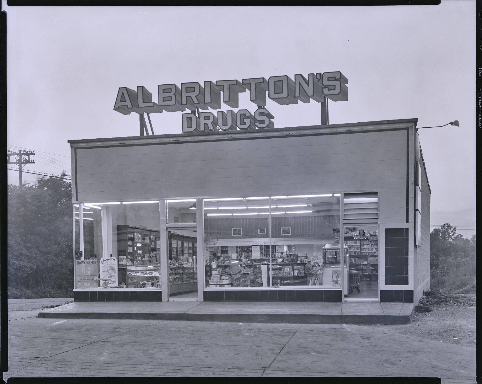 Albritton's Drugstore
