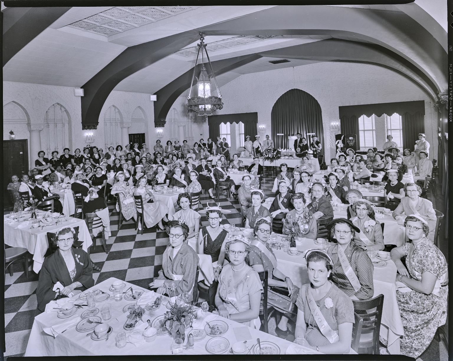 Avon Luncheon
