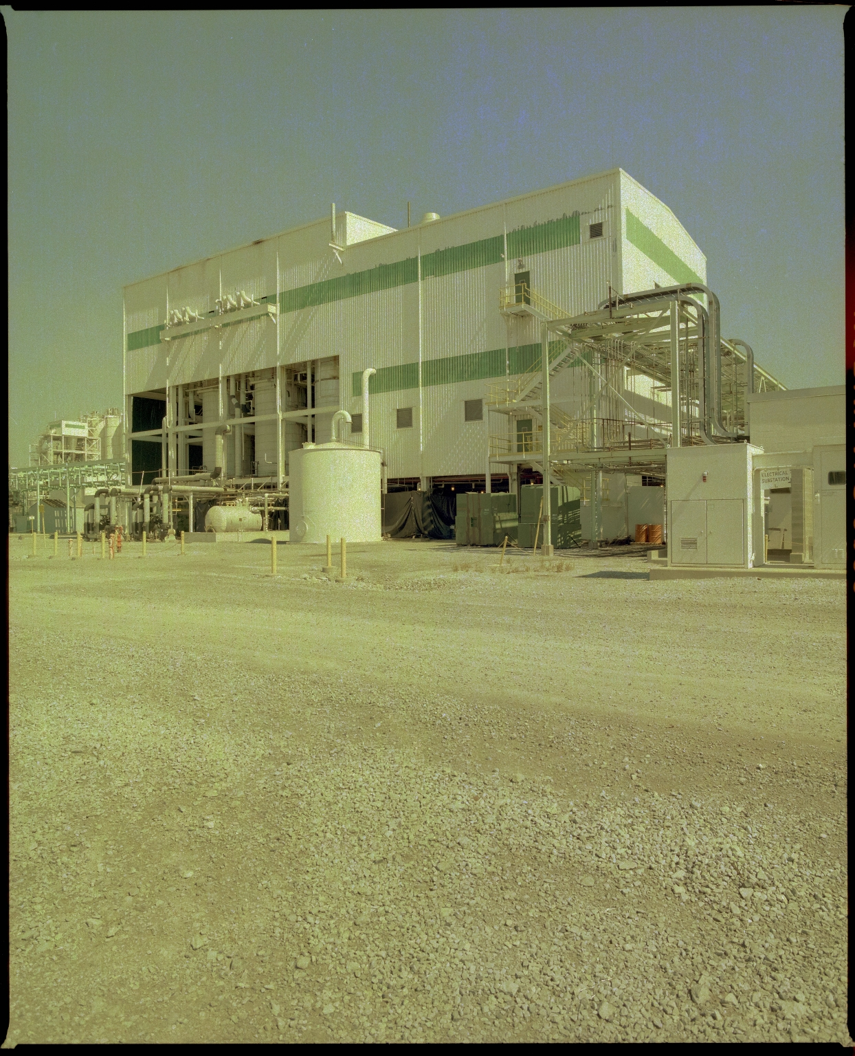 Air Products and Chemicals, Buildings