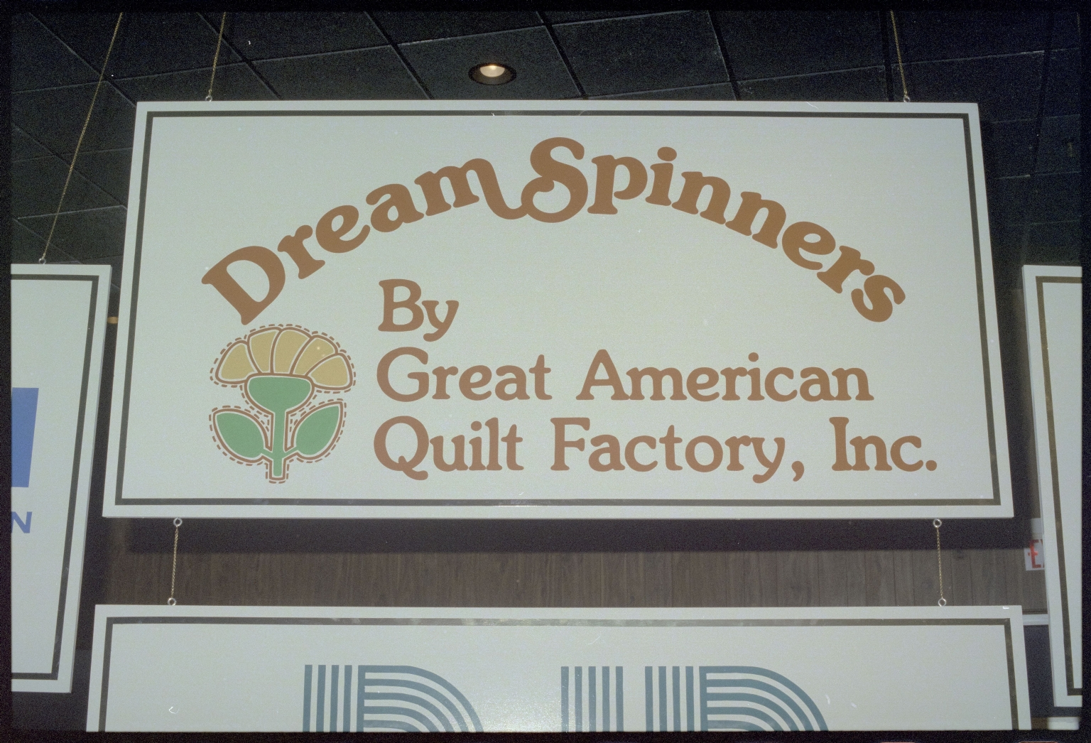 American Quilters' Society, Sponsor