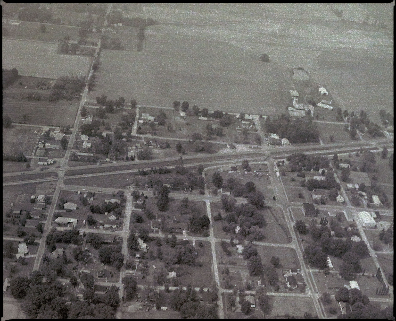 Unidentified Town