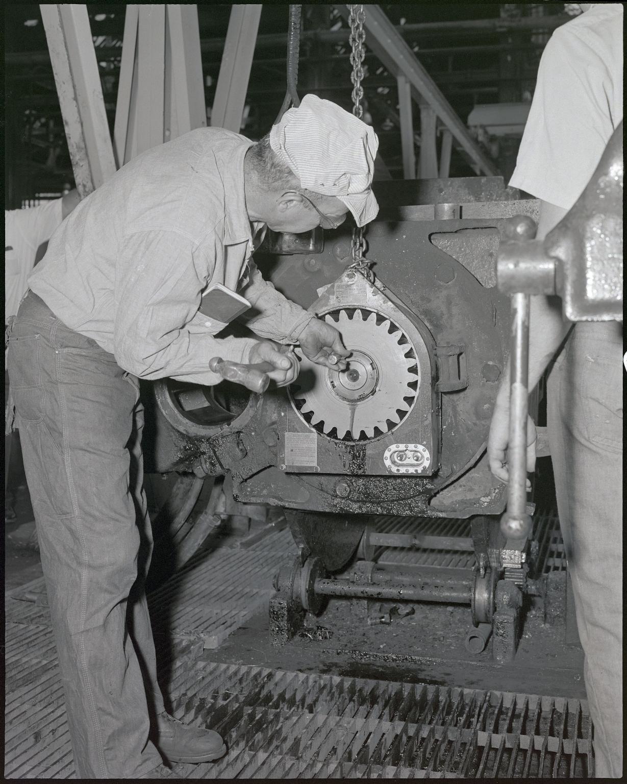 Railroad Employee