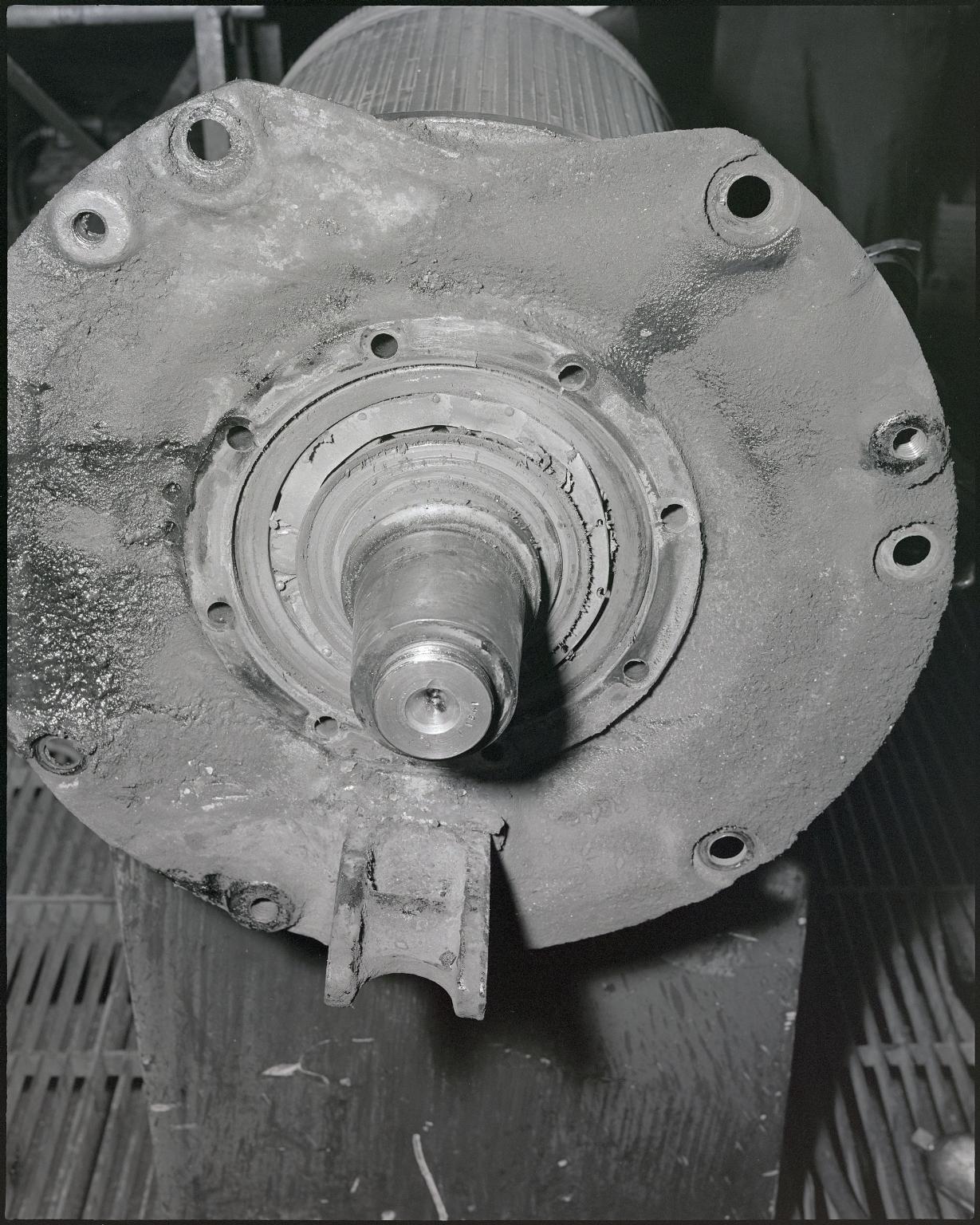 Locomotive Component