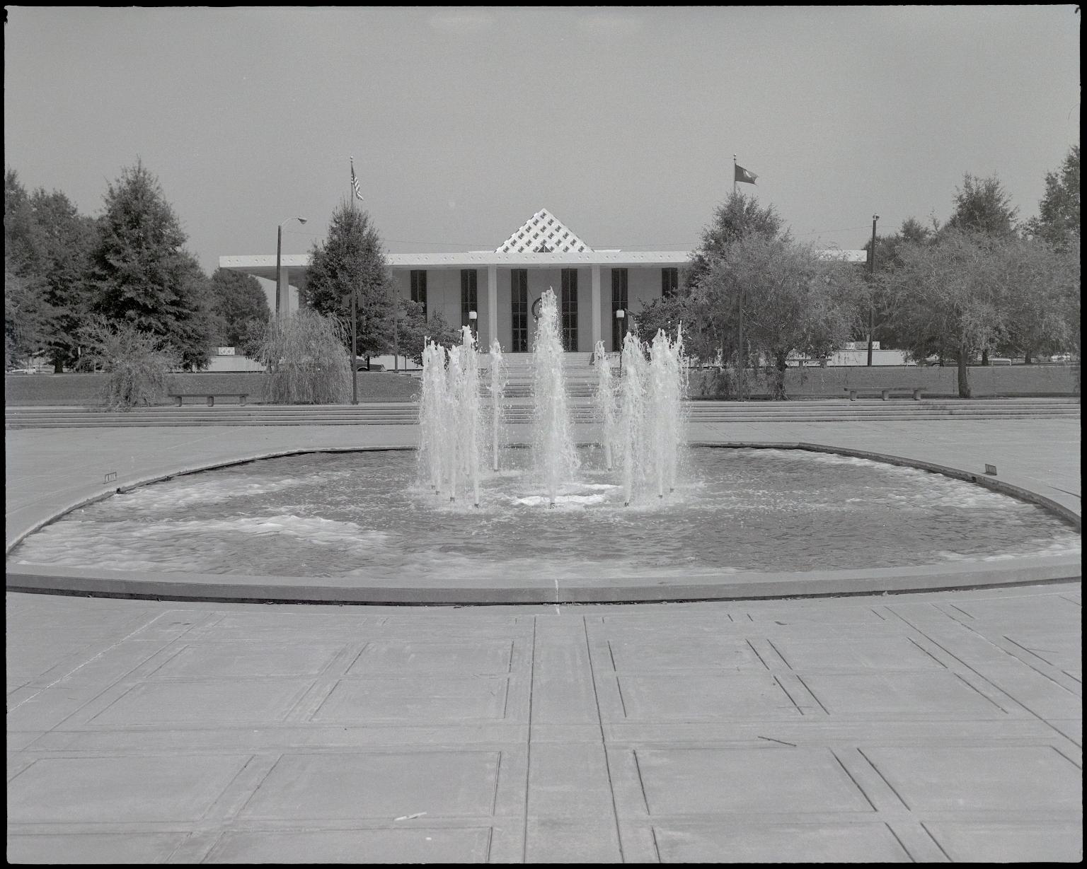 Dolly McNutt Fountain