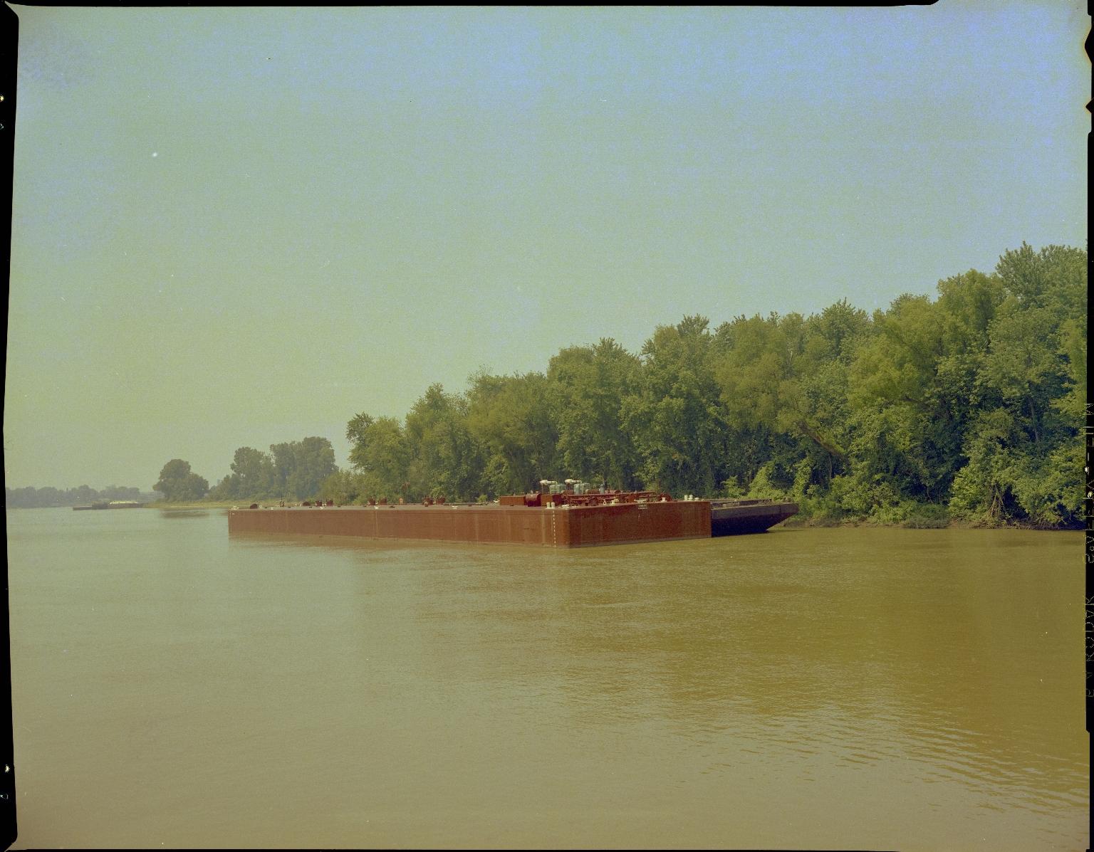 Paducah Marine Ways Barge