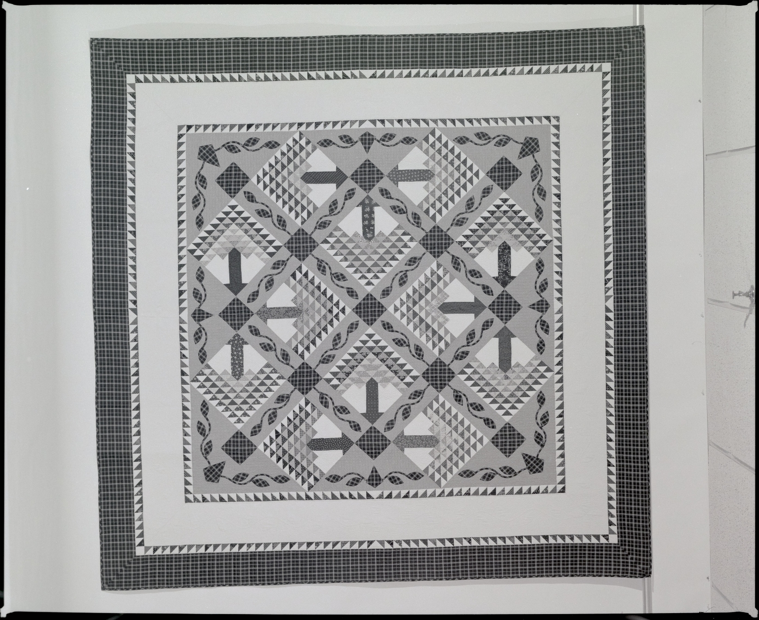 Quilts at Museum