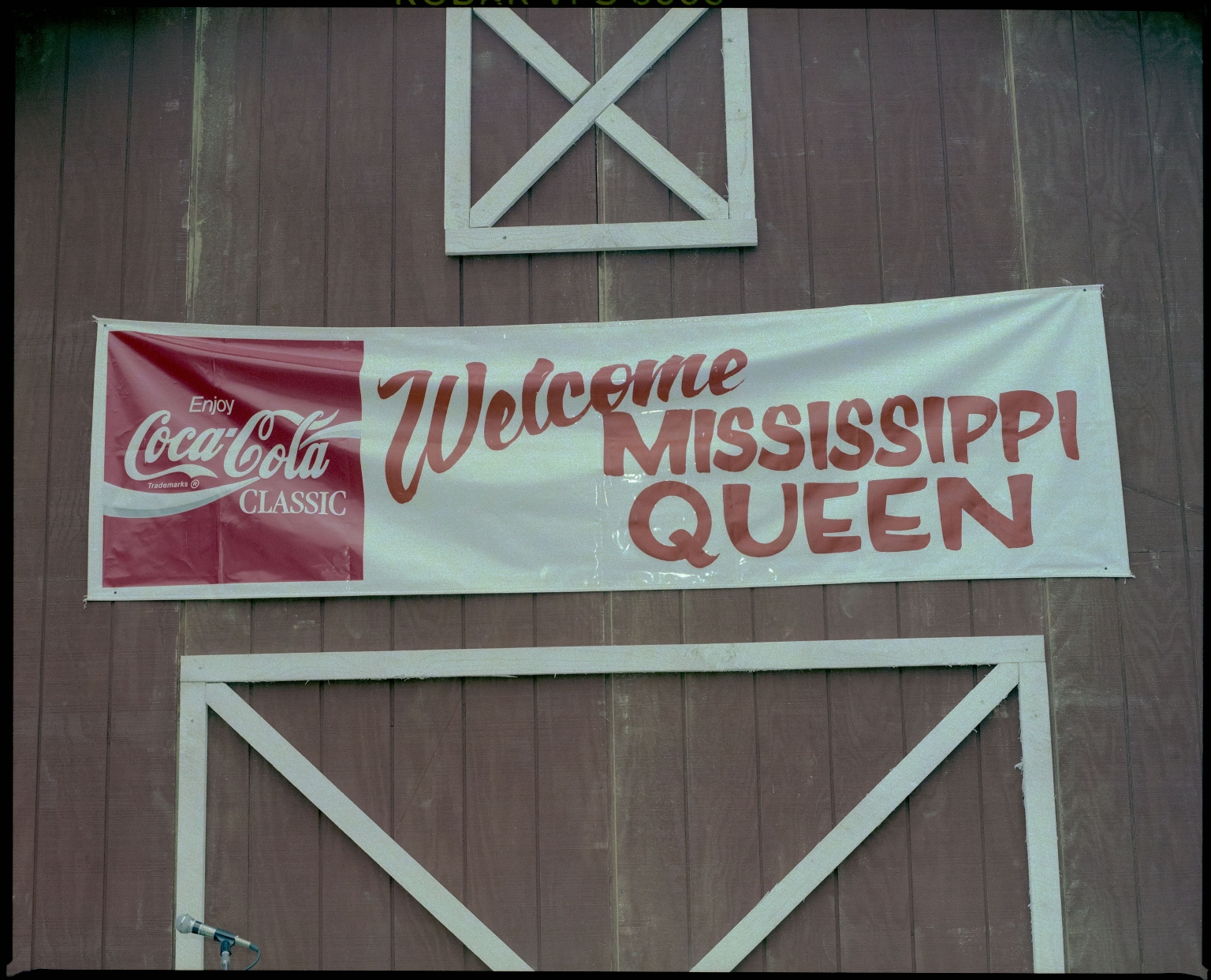 Welcome Mississippi