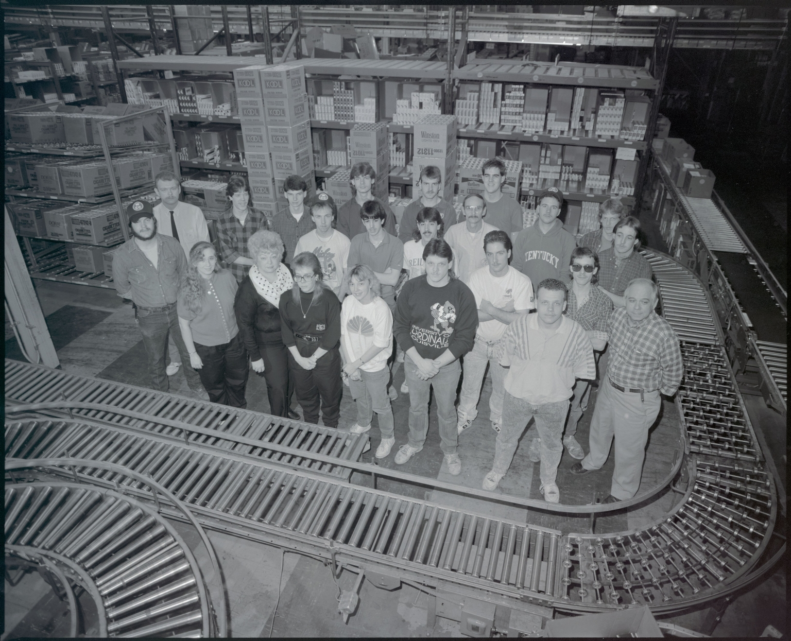 Wagner Candy Company Employees