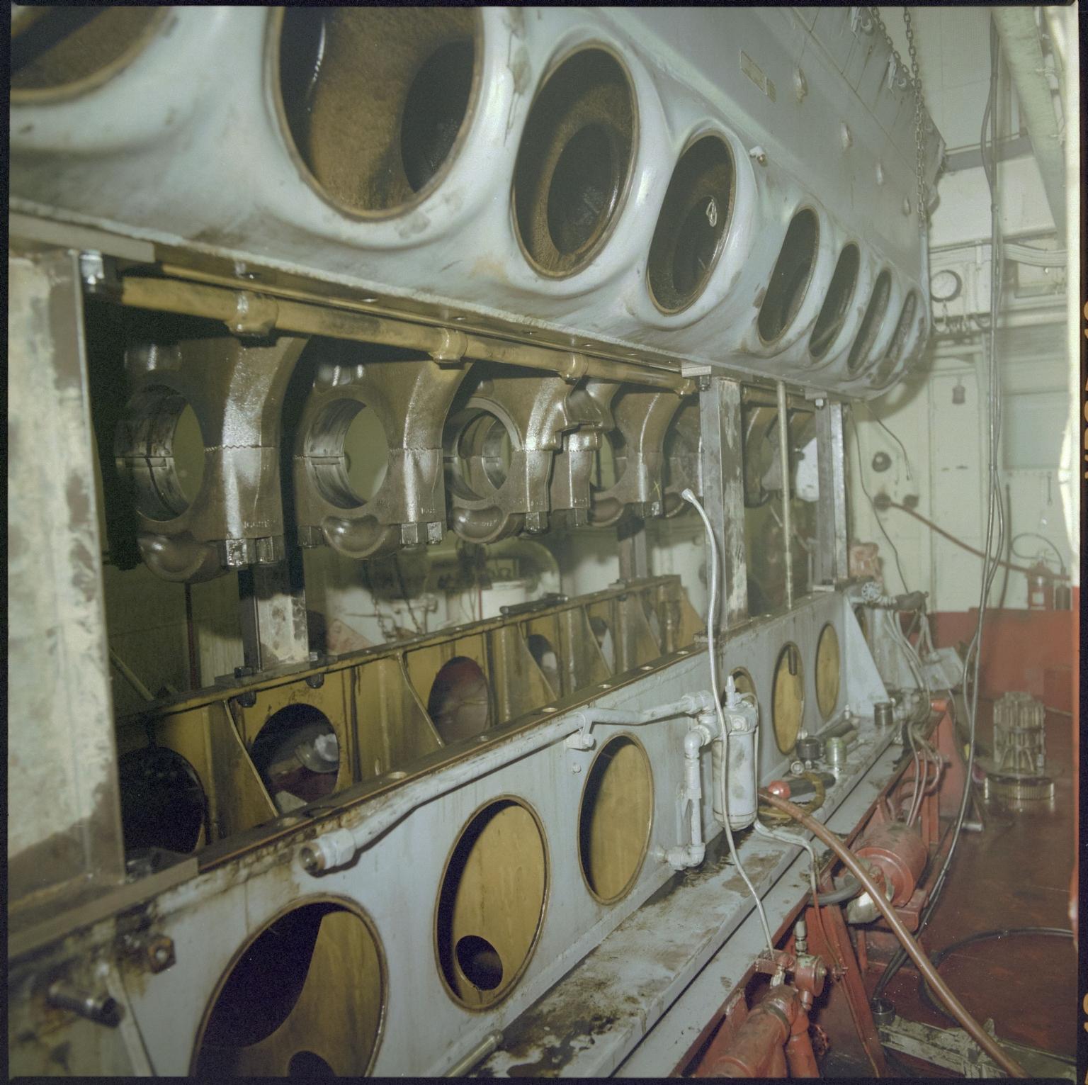 Engine Room Repair