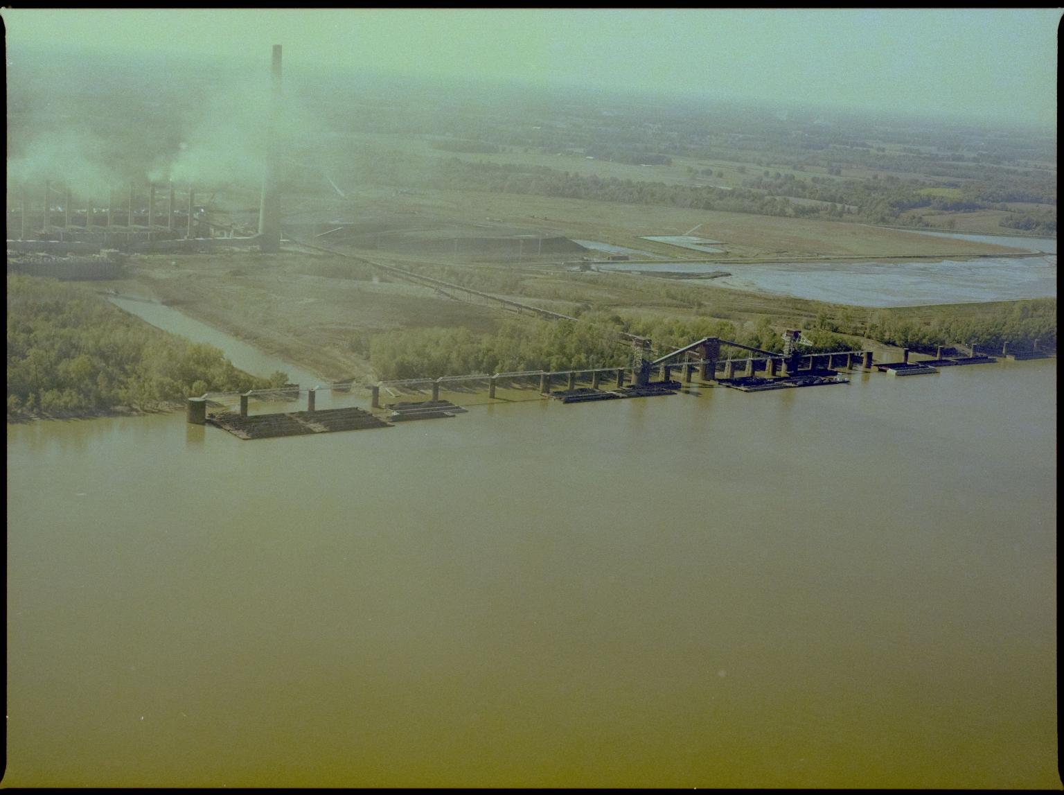TVA Shawnee Steam Plant
