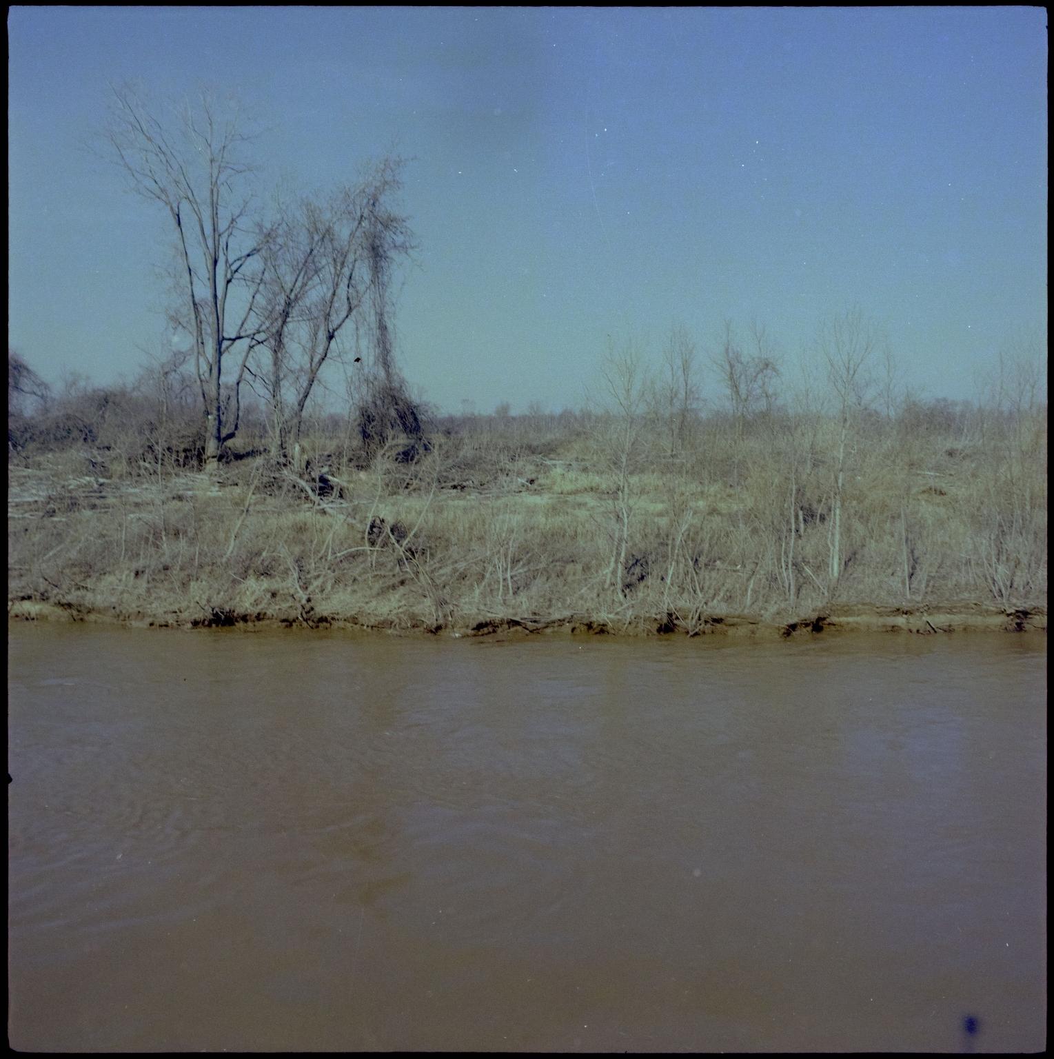 Ohio River Erosion