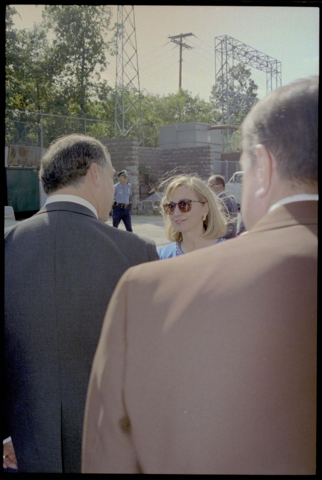 Hillary Rodham Clinton at the