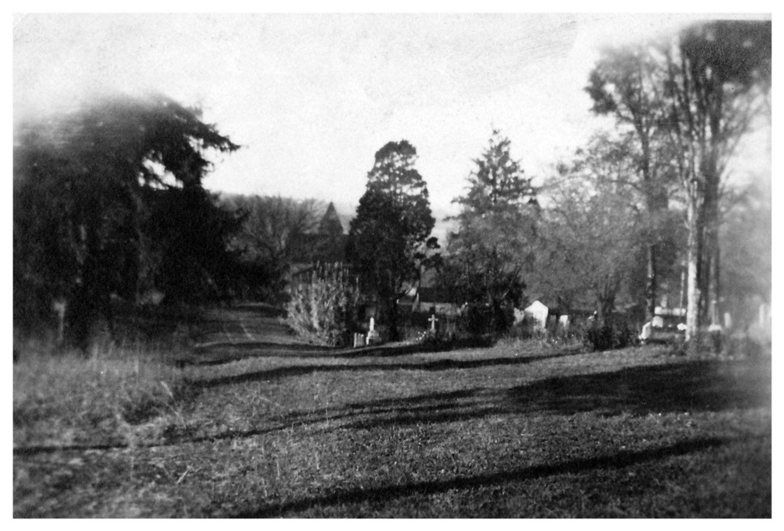 """Avenue - Old Cemetery, Clarksville, TN"""