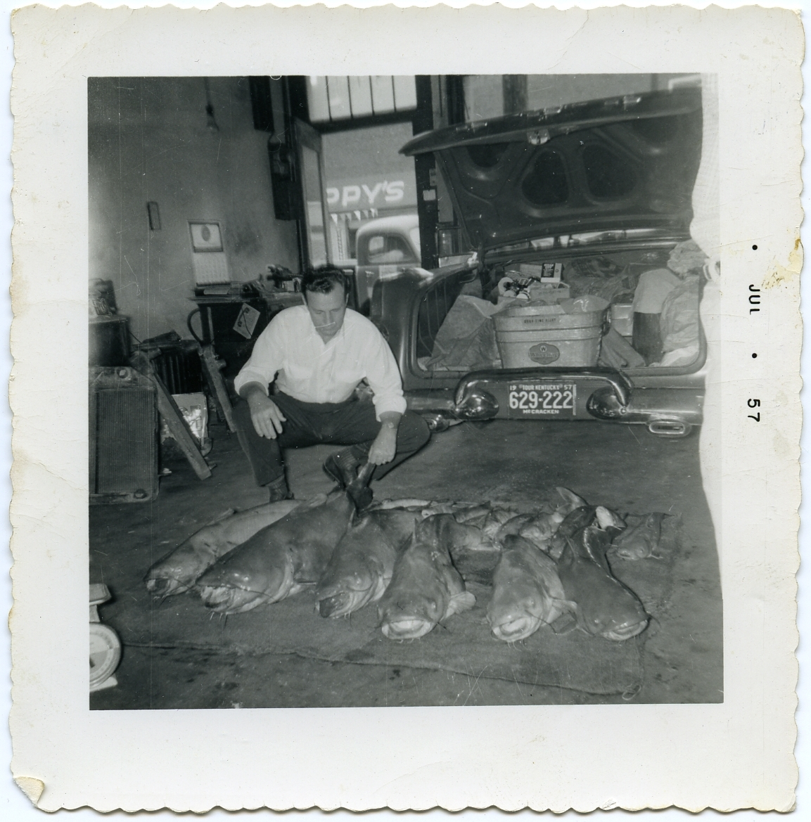 Bob and the Catfish