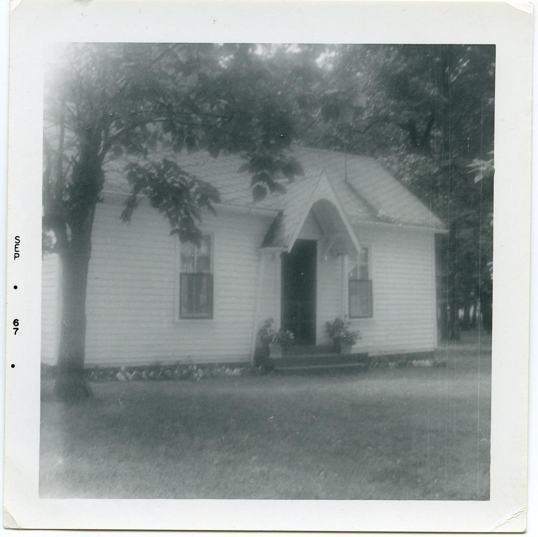 Warner Home on Olivet Church Road