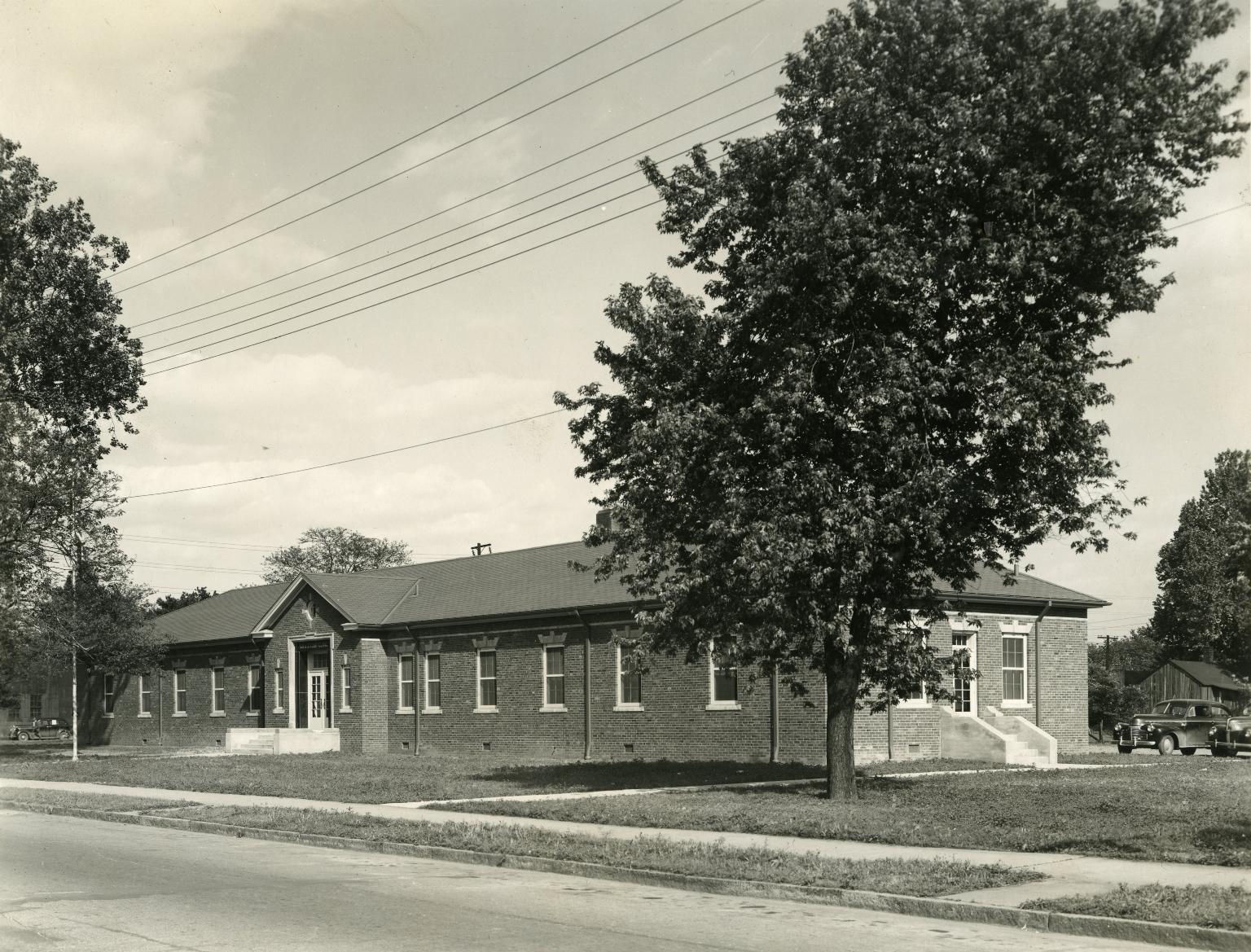 New McCracken County Health Department Building