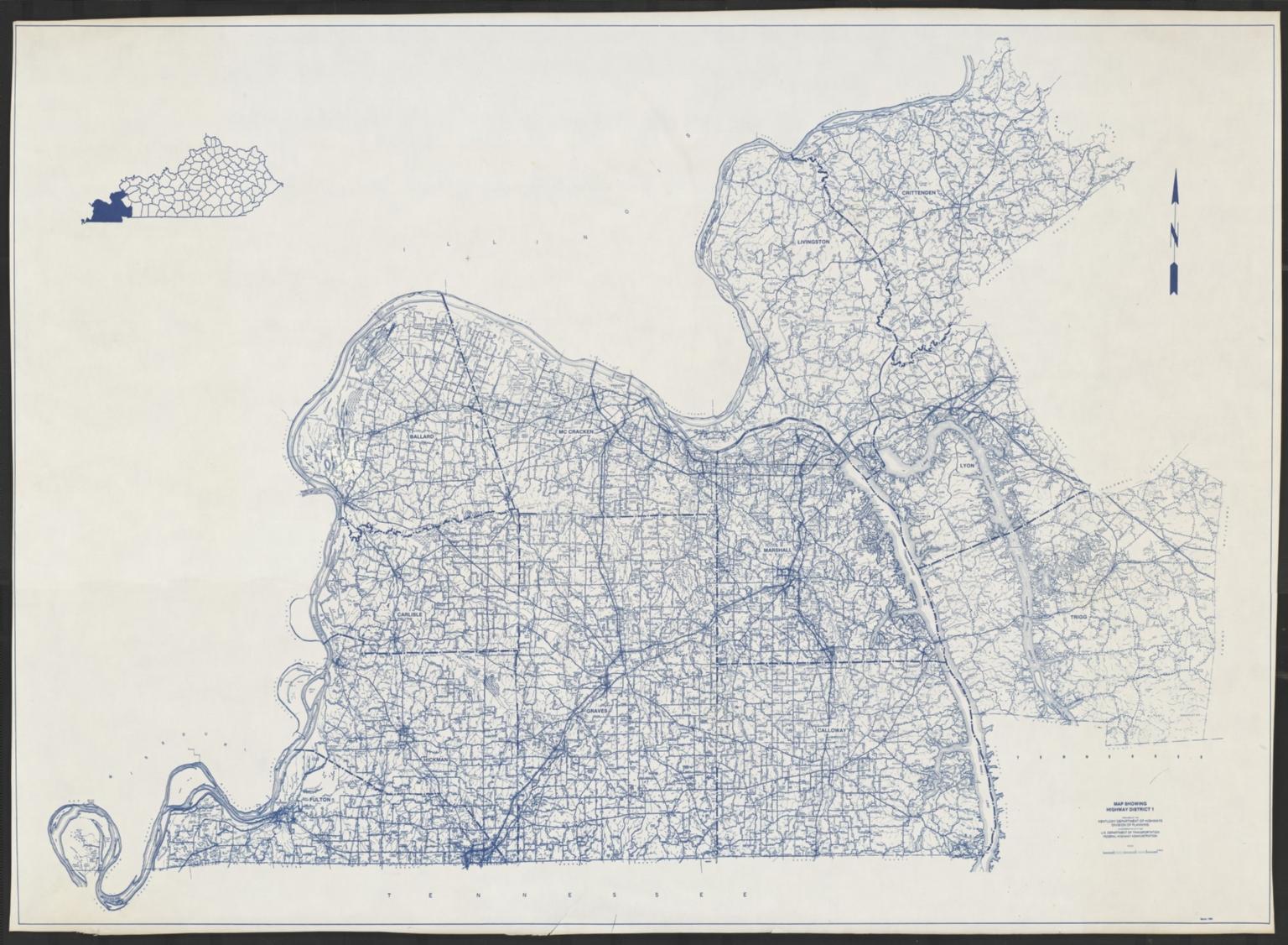 Kentucky Highway District 1