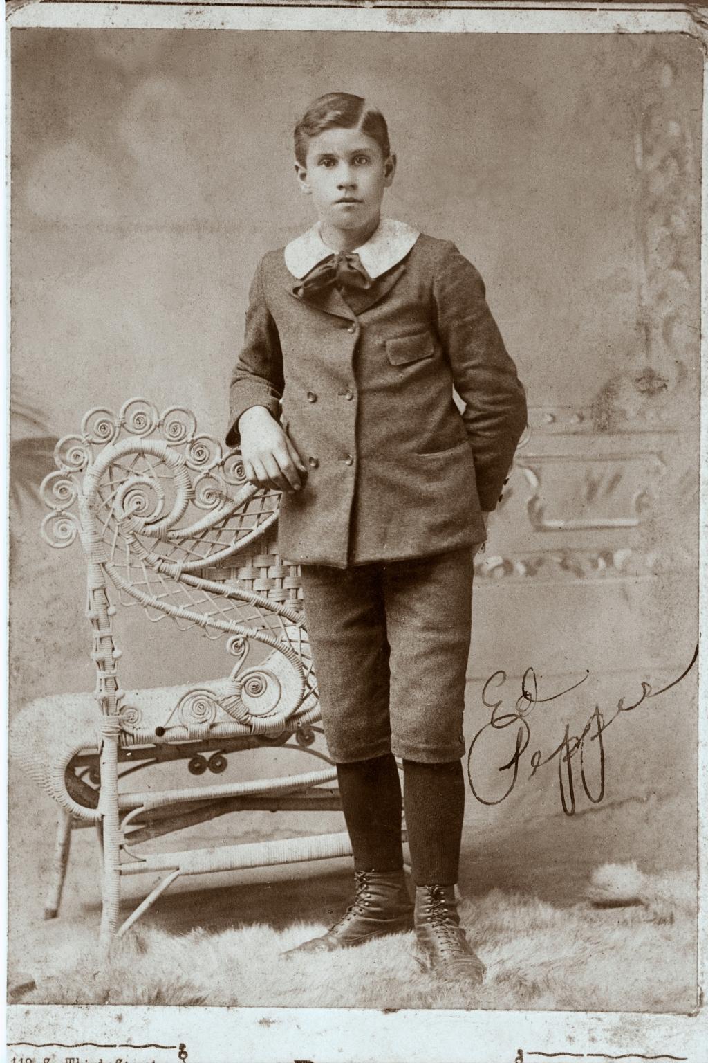 Edward Bell Pepper (1883-1945)