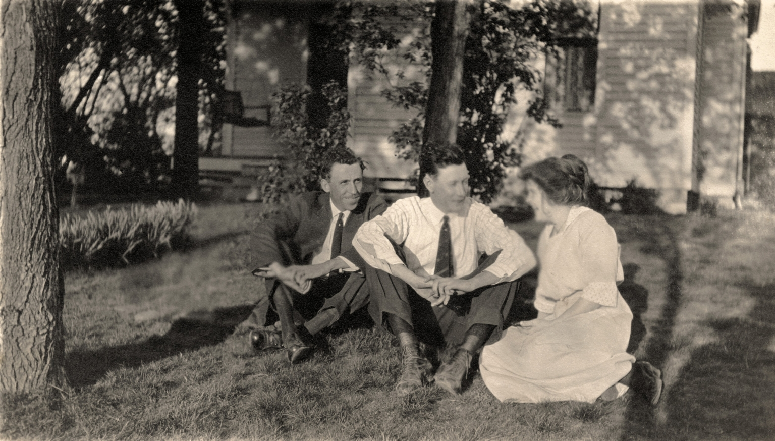 John Griffith, Hendron Yancy and Eddie Tucker