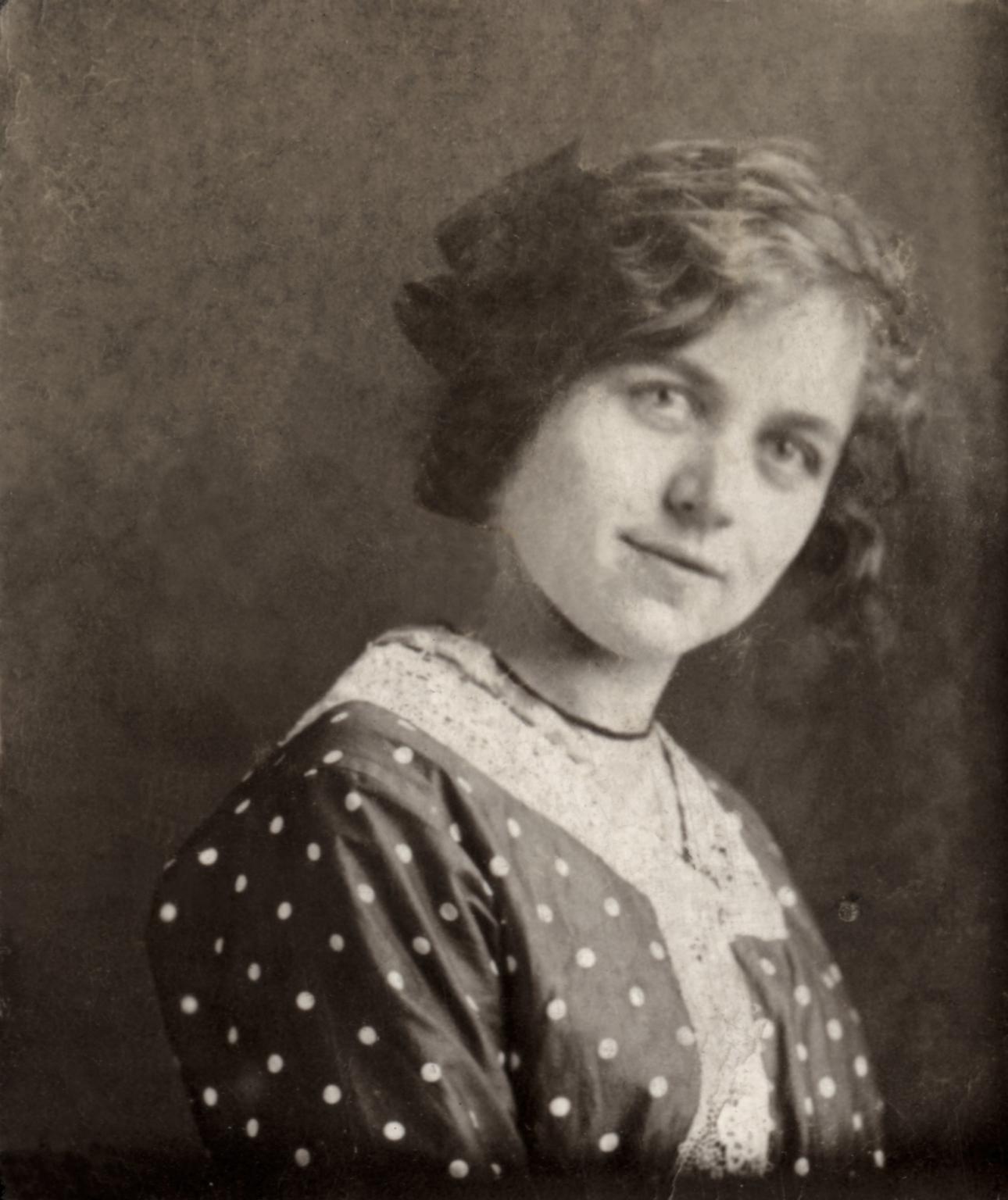 Cordelia Jones Hopkins (1891-1990)