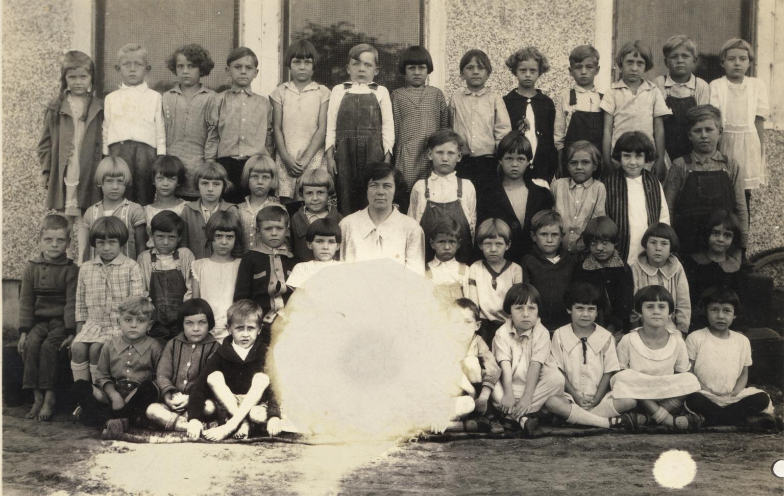 Hendron School students