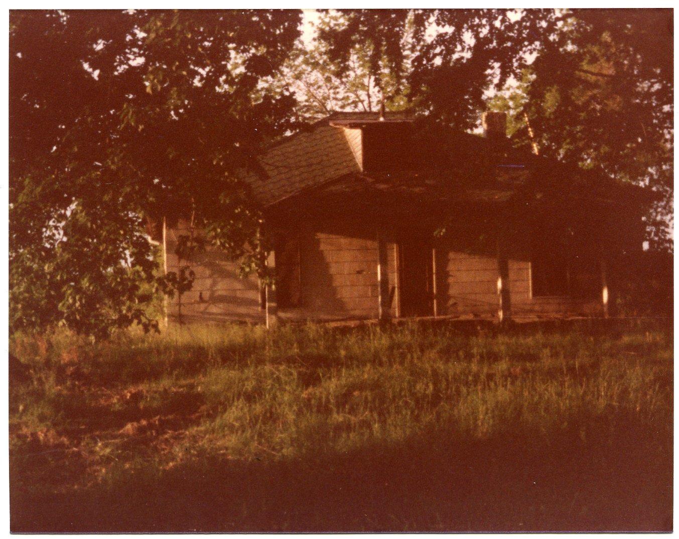 House on Silas Cargill Farm