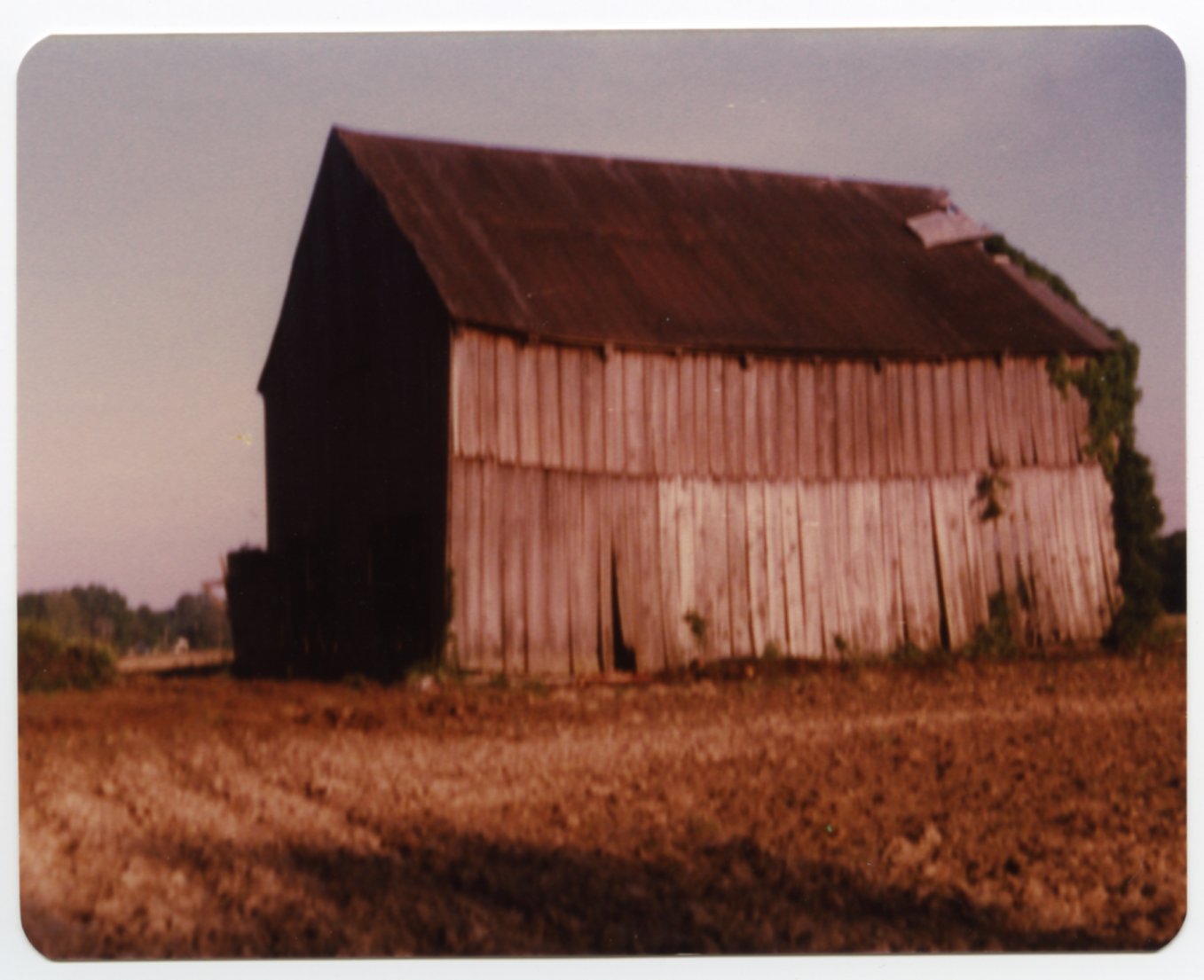Barn on James Enlow Farm