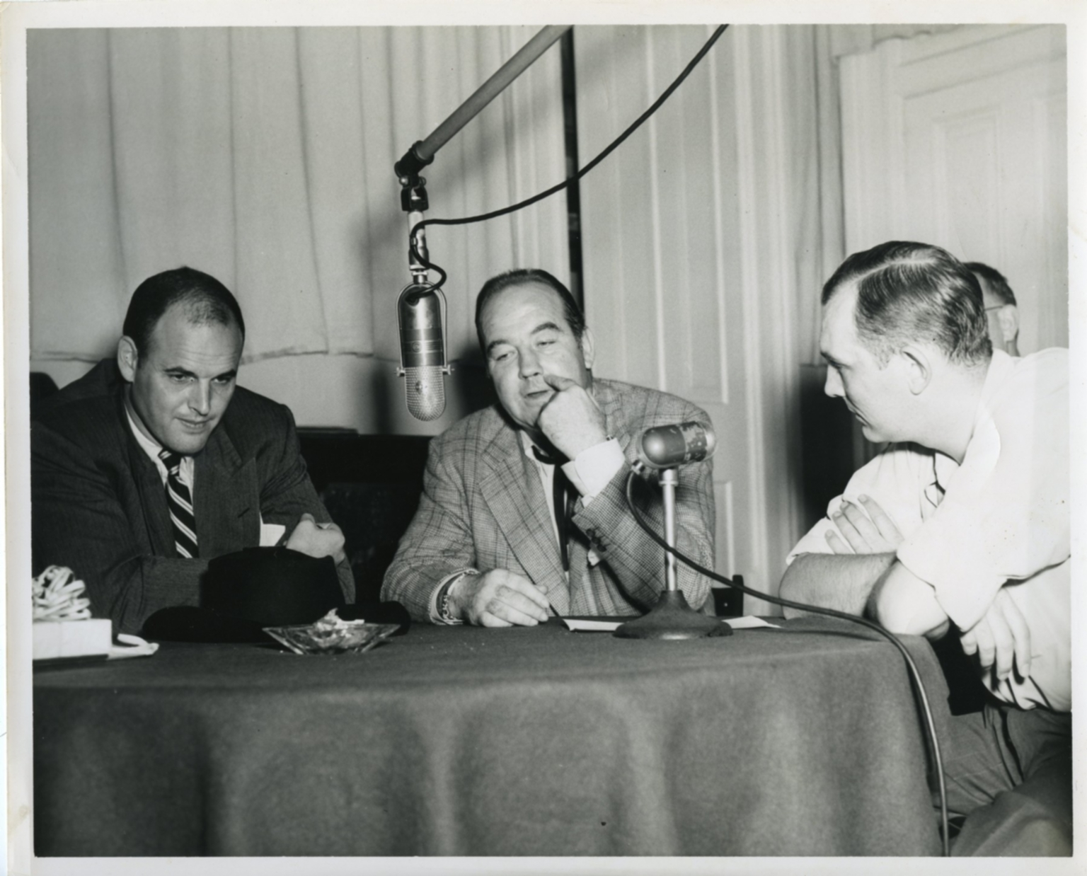 Broderick Crawford Radio