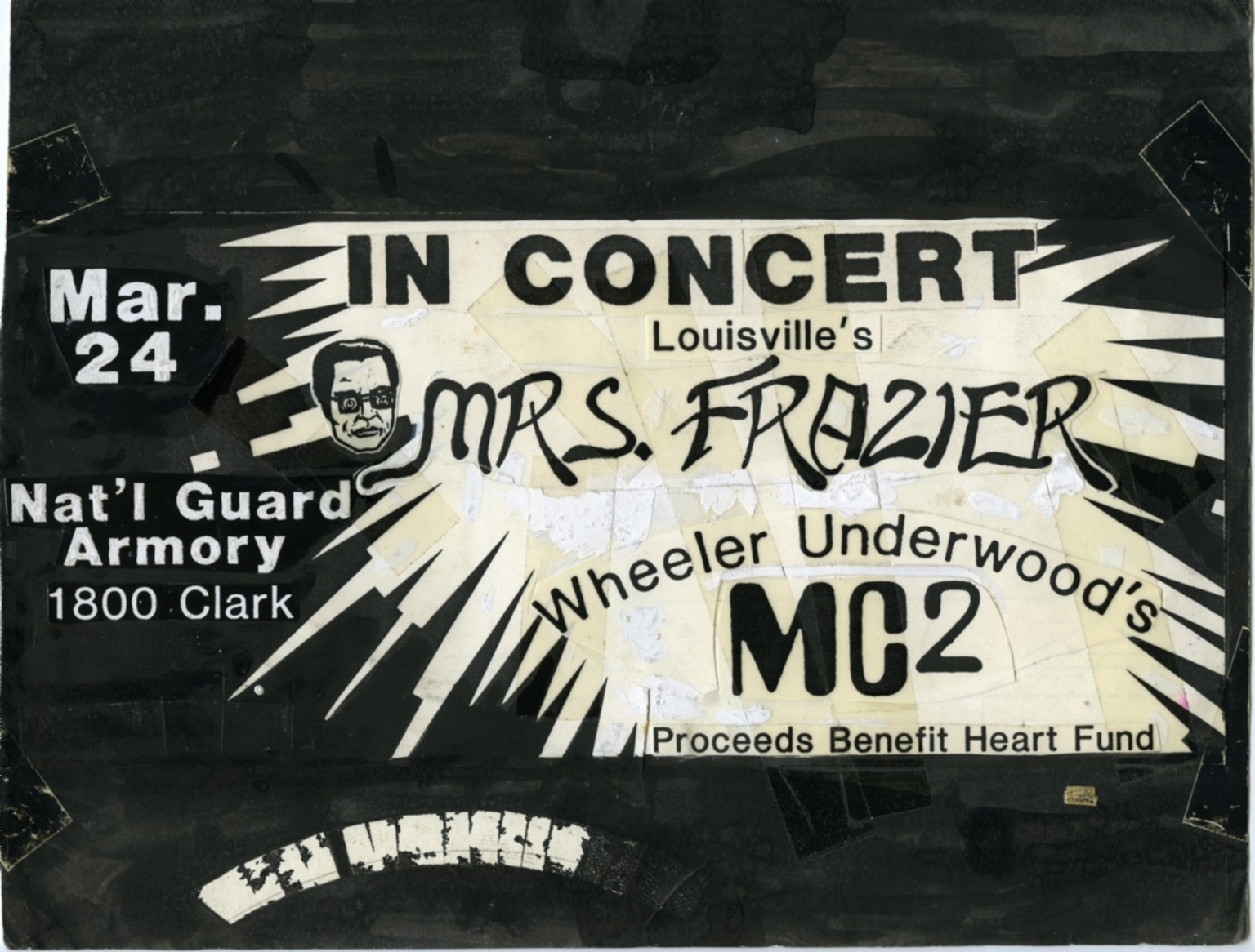 March 24th National Guard Armory Show