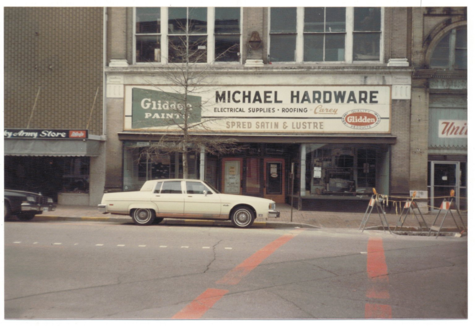 Michael Hardware
