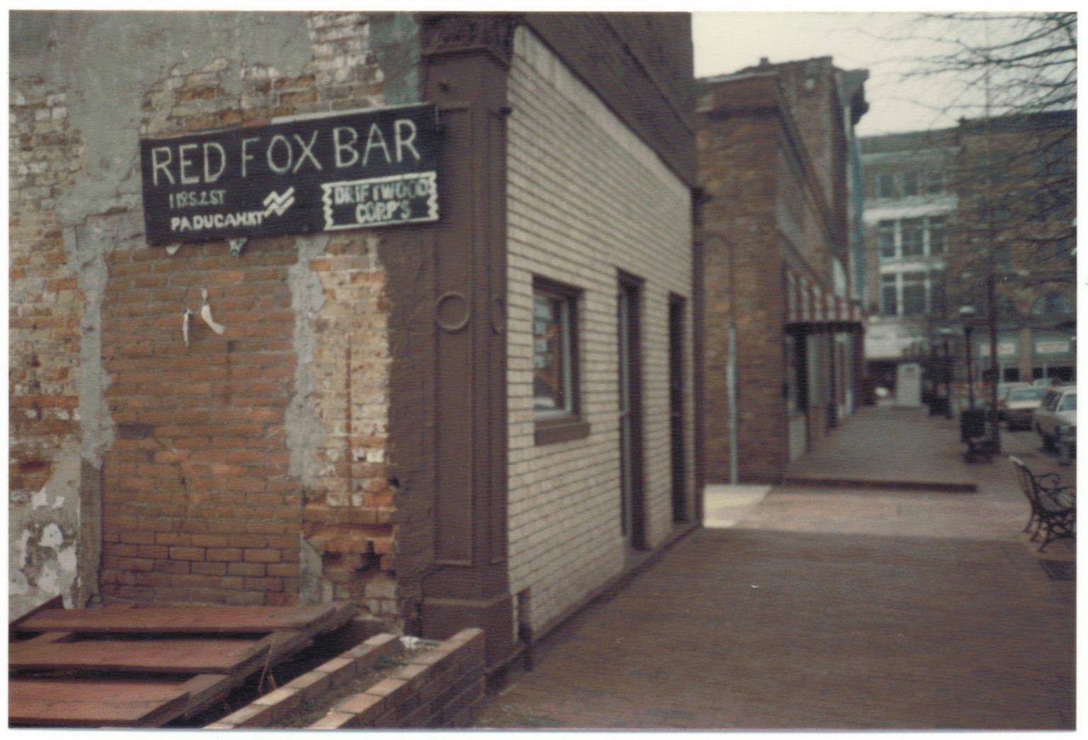 Red Fox Bar