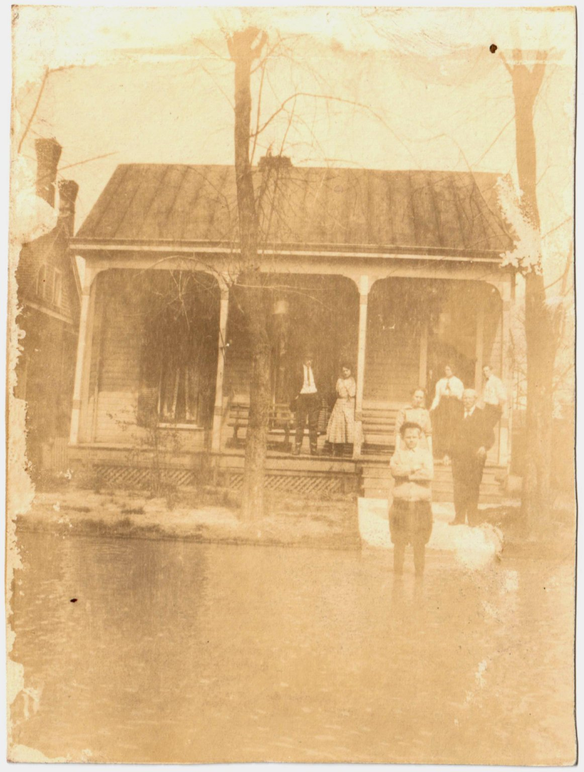422 So 5th in 1913 Flood Steinhauer